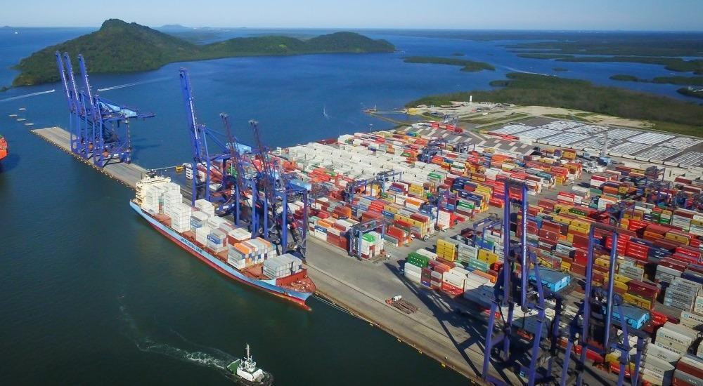 Los puertos de Brasil movieron más carga durante enero-abril de 2020