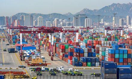 Los volúmenes de contenedores de los puertos de China volvieron a la normalidad a finales de mayo