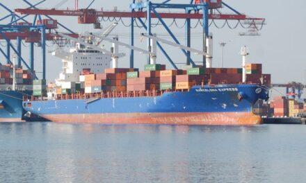 Málaga pierde el tráfico de Hapag Lloyd a favor de Algeciras
