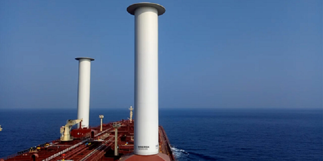 Maersk Tankers da el visto bueno a la tecnología nórdica