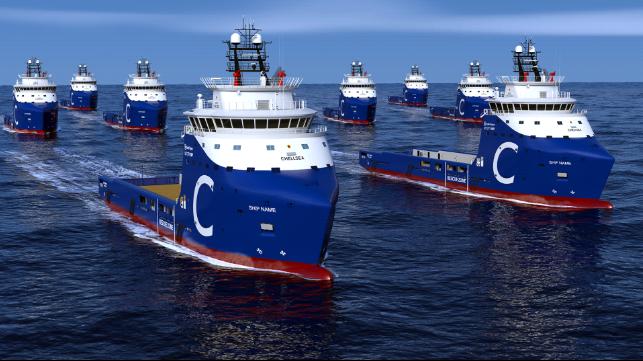 Seacor Marine Holdings adquiere la propiedad total de Seascosco Offshore de Cosco Shipping
