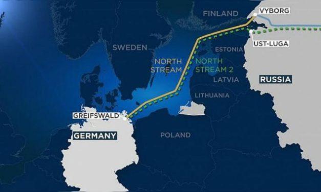 Senadores de EE.UU. proponen ampliar las sanciones del Nord Stream 2