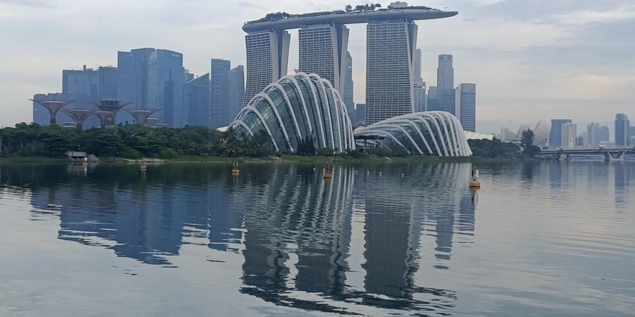 Singapur invita a plantear propuestas sobre proyectos industriales en el sector marítimo