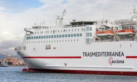 Trasmediterránea reactivará la línea Ceuta-Algeciras-Ceuta a partir del próximo lunes 22 de junio