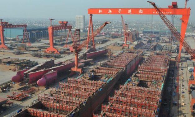 Yangzijiang gana nuevos pedidos de buques tanqueros de GNL y buques graneleros