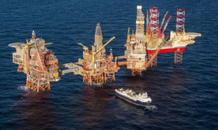 Yxney Maritime y Aker BP buscarán reducir las emisiones en alta mar