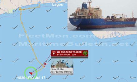 Ataque a un buque petrolero dejó 15 tripulantes secuestrados en el Golfo de Guinea