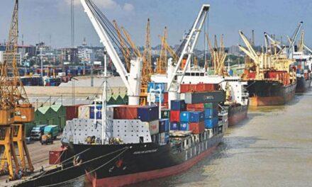 Barcos en Chittagong (China) están autorizados para atracar a su arribo, sin cuarentena