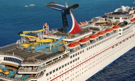 Carnival se desprende de 13 buques, parte para desguace