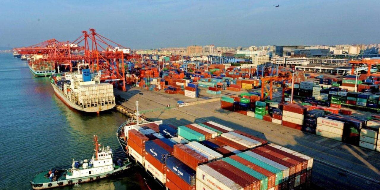 China Merchants Port tiene la intención de invertir en la reestructuración de Antong Holdings