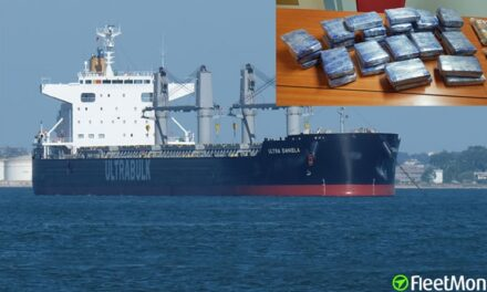 Cocaína escondida en el carbón de un buque de carga: los traficantes utilizan equipo especial