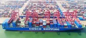 Cosco Shipping, Alibaba y Ant hacen un acuerdo para desarrollar el transporte y la logística
