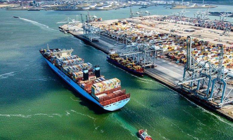El puerto de Rótterdam espera una recuperación cautelosa en la segunda mitad del año, centrándose en la seguridad de la cadena de suministro