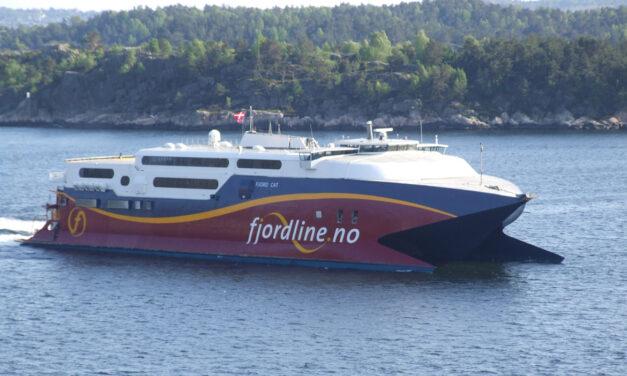 FRS hará posible el cruce más rápido entre Alemania y Suecia