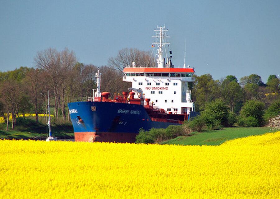 Hamburgo: Los bajos precios del búnker inducen al gobierno a renunciar a las tasas de tráfico en el Canal de Kiel