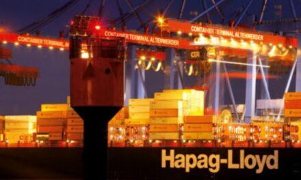 Hapag-Lloyd reporta tripulantes positivos de COVID en dos buques