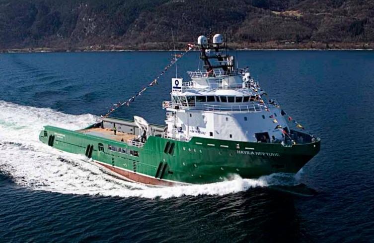 Havila Shipping asegura un contrato de fletamento a largo plazo a casco desnudo con OceanPact
