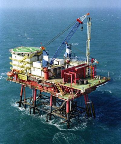 Los campos de gas de Kinsale cesan su producción después de 42 años en funcionamiento