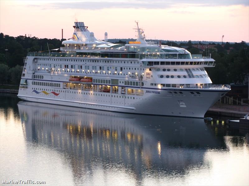 La naviera finlandesa Eckerö cierra su filial Birka Cruises