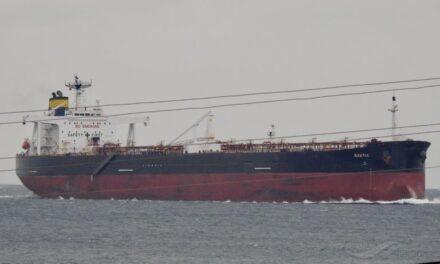 La desaparecida tripulación de Gulf Sky aparece en la India después de haber hecho un sensacional escape de los Emiratos Árabes Unidos a Irán