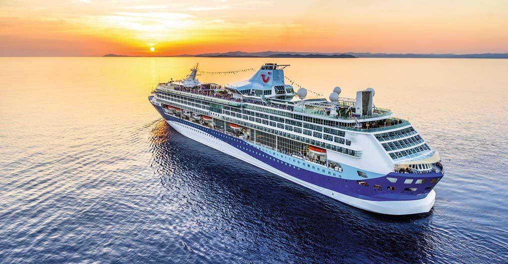 Las operaciones de cruceros se reinician en Alemania, se espera revivir la industria con viajes cortos