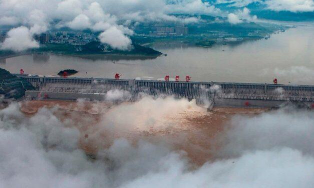 Las peores inundaciones de China en los últimos 100 años afectan al comercio de buques tanqueros