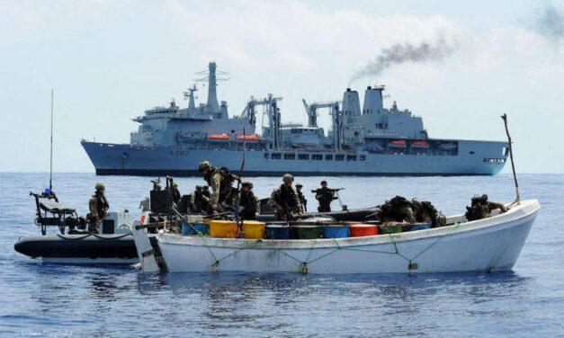 Los secuestros de marinos por piratas en el Golfo de Guinea han aumentado