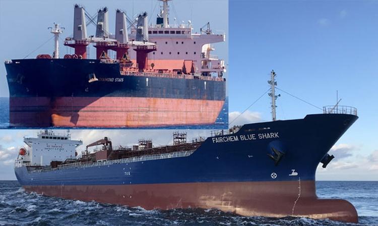 Oleada de tripulaciones «infectadas» y barcos en cuarentena