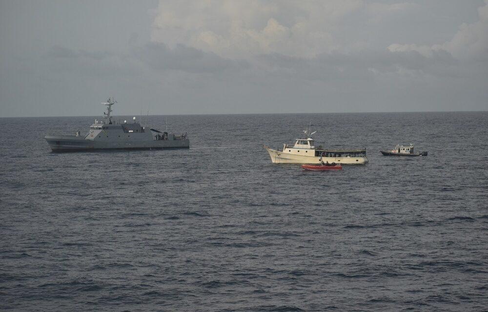 Rescate en Panamá resulta en una redada antidrogas de 290 millones de dólares