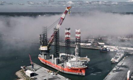 Swire Blue Ocean asegura el contrato de un parque eólico marino en Escocia