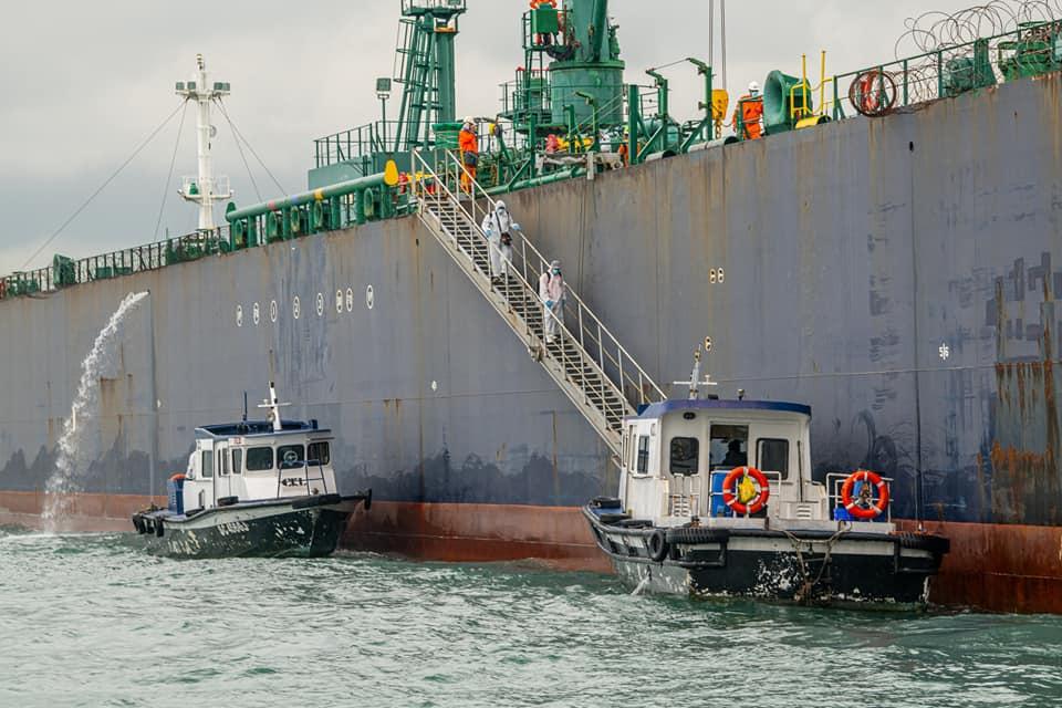 Singapur advierte sobre la manipulación de las pruebas del Covid-19 en el cambio de tripulación