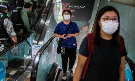 Tercera ola del Covid-19 en Hong Kong y el cambio de tripulación