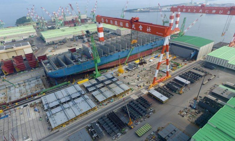 Tokio reparte dinero en efectivo para atraer a los armadores para que ordenen nuevos barcos