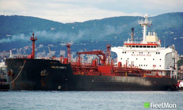 4 buques petroleros iraníes fueron incautados por USA: la mayor incautación de la historia