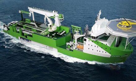 ABS clasificará el primer buque de apoyo a la energía eólica marina construido en Taiwán