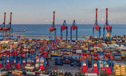 CMA CGM regresa a las operaciones normales en el puerto de Beirut