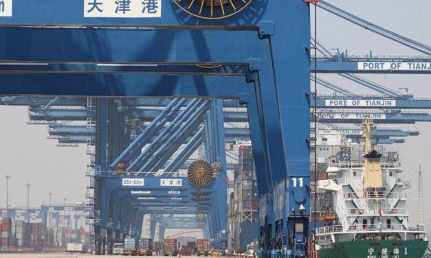 China promoverá el puerto de Tianjin como un centro de envío internacional