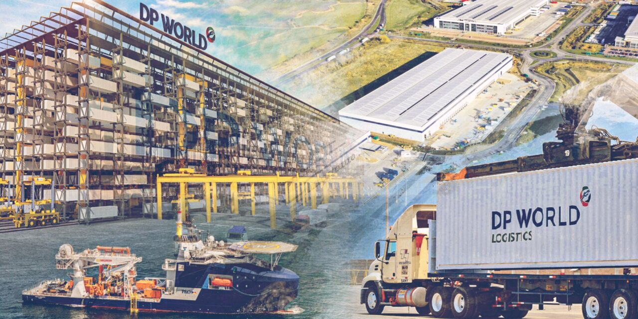 DP World's Unifeeder continúa su expansión adquiriendo Transworld y Avana Logistek