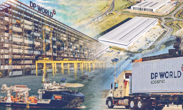 DP World's Unifeeder continúa su expansión adquiriendo Transworld y Avana Logistek