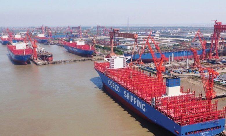 EE.UU. impone sanciones al mayor astillero del mundo