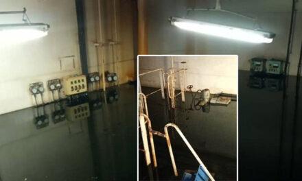 El FSO NABARIMA con 173.000 toneladas de hidrocarburo a bordo está sufriendo entrada de agua (Venezuela)