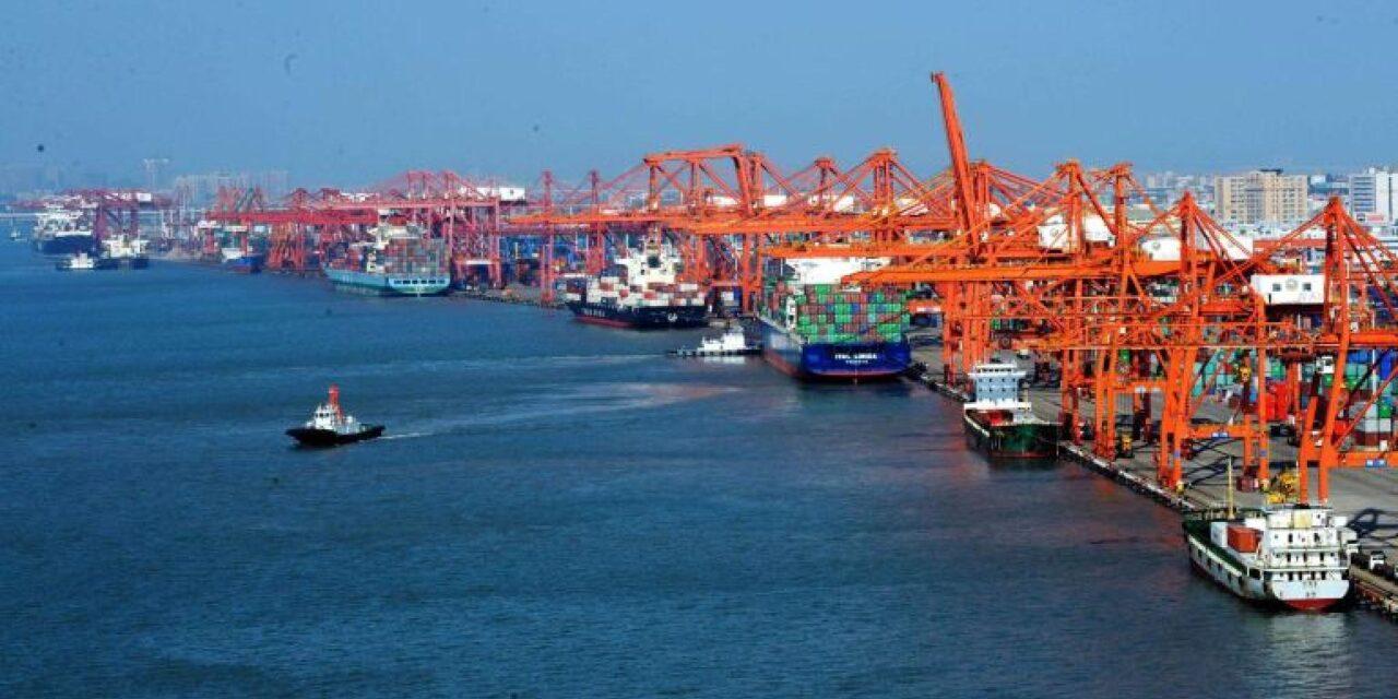 El Grupo Portuario Fujian integra los activos del Puerto de Xiamen