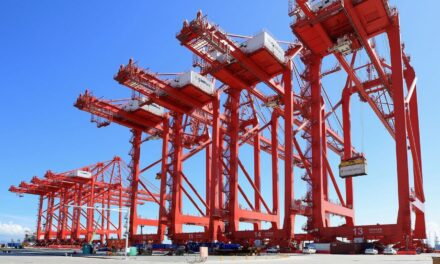 El proyecto del Puerto Inteligente de Mawan lanza operaciones de prueba