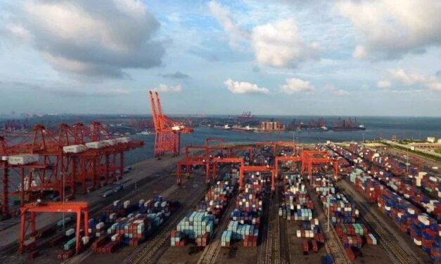 El puerto de Huanghua añadirá 33 millones de metros de capacidad de manipulación de carga
