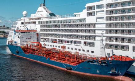 Gazpromneft es la primera compañía petrolera rusa en unirse a la Sociedad para el Gas como Combustible Marino