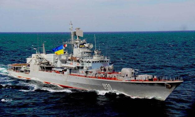 Gran Bretaña liderará el programa de entrenamiento de la Marina Ucraniana para defenderse de Rusia