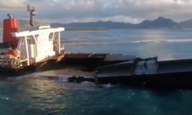 La Autoridad Marítima de Panamá responde ante el video que circula en las redes sociales sobre el accidente en las Islas Mauricio