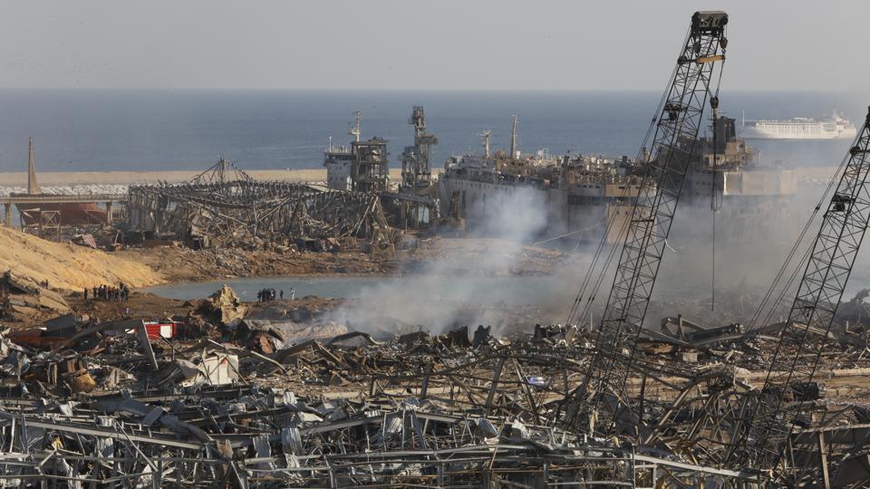 La OMI expresa sus condolencias por la explosión en el puerto de Beirut