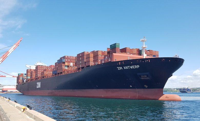 La empresa israelí de transporte de contenedores ZIM está considerando una oferta pública inicial en el extranjero