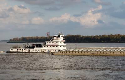La línea de barcazas comerciales de EE.UU. nombra a Mike Ellis como director general